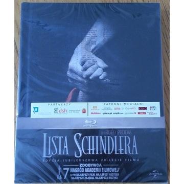 Blu-ray - Lista Schindlera - Edycja kolekcjonerska