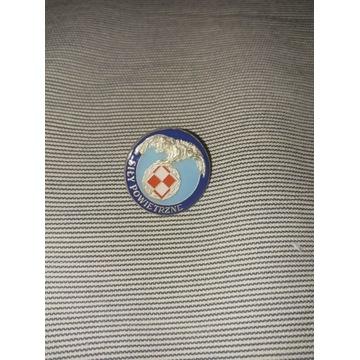 Nowa Odznaka wojskowa Siły powietrzne