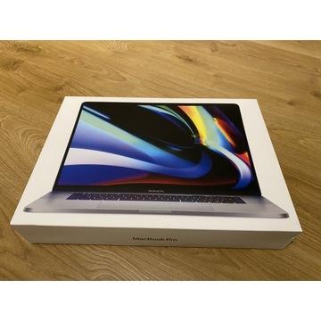 pudełko MacBook Pro