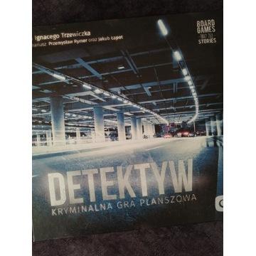 Zestaw Detektyw + Sezon 1 nowe w folii