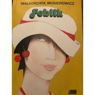 Feblik Małgorzata Musierowicz
