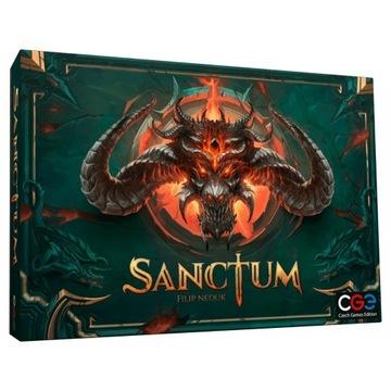 Okazja! Sanctum (PL) przygodowa gra planszowa
