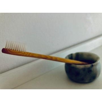 Naturalna Bambusowa szczotka do zębów ultra soft
