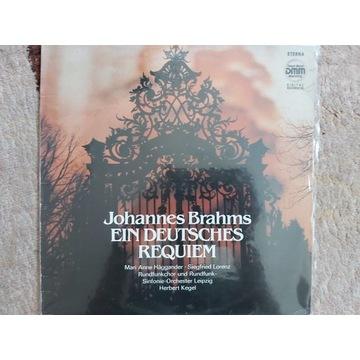 BRAHMS - EIN DEUTSCHES REQUIEM, UNGARISCHEN (2 LP)