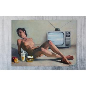 Ecstasy | Olej na płótnie | 140 x 100 cm