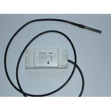 Sonoff Wi-Fi z czujnikiem temperatury Supla