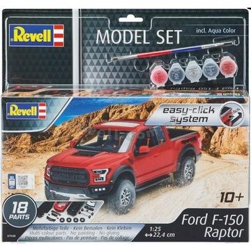 Revell 67048 Ford F-150 Raptor Model Zestaw