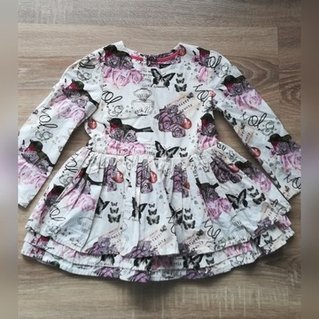 M&S Sukienka 98cm/2-3lata