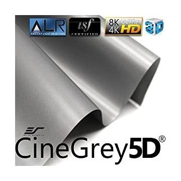 """Materiał do ekranu Elite Screens CineGrey 5D 135"""""""