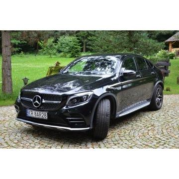 Mercedes-Benz GLC AMG 43 Coupe - STAN IDEALNY