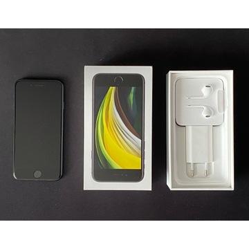 Iphone SE 2020, 128 GB, GWARANCJA, STAN IDEALNY