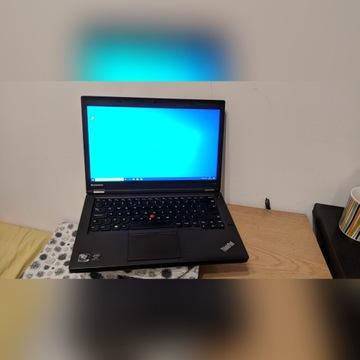 Lenovo Thinkpad T440P i5, 12GB ramu, 120GB SSD
