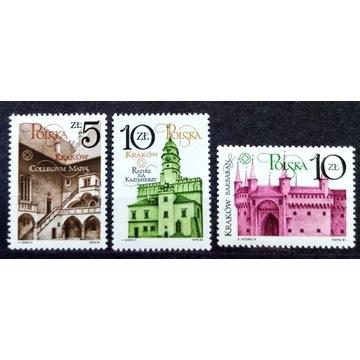 Fi 2869-70,2955**Odnowa zabytków Krakowa (IV) (V)