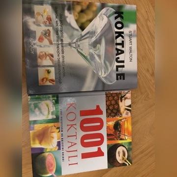 Koktajle +1001 koktajli-cena za obie książki