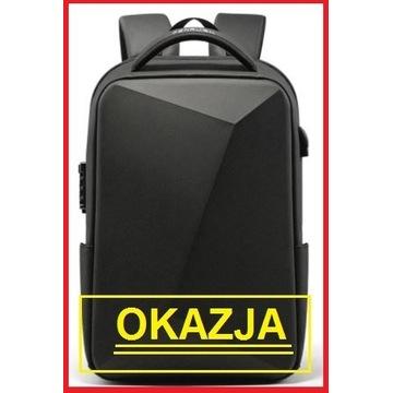 Plecak na Laptop*bezpieczny*wodoodporny*praktyczny