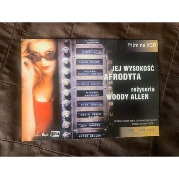 Jej wysokość Afrodyta - W.Allen - VCD - super stan