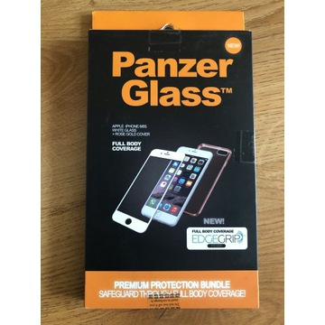 Szkło hartowane PANZERGLASS  iPhone6/6s full body