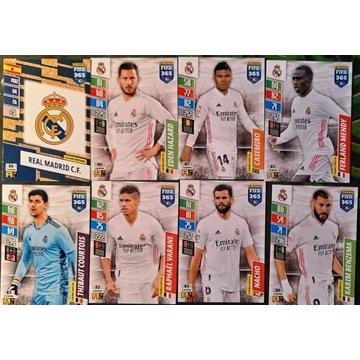 Panini FIFA 365 Adrenalyn 2022 Real Madryt