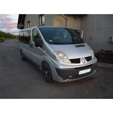 Renault Trafik osobowy/kamper