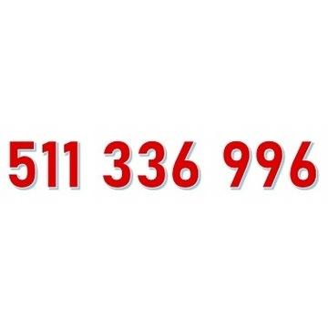 511 336 996 ORANGE ŁATWY ZŁOTY NUMER starter