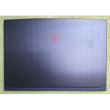 LAPTOP MSI GAMING GF63 8RD [ GRATIS Akcesoria ]