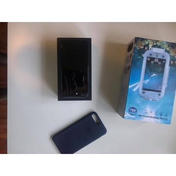 Iphone 7 Plus Jet Black 256Gb,96% kondycji baterii