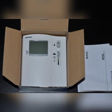 Termostat Siemens RDE 10.1
