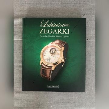 Album Luksusowe zegarki |Buchmann|2012|bdb