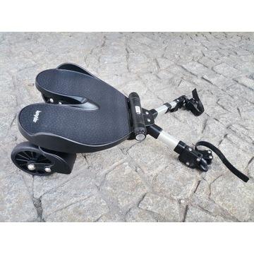 Dostawka do wózka dla 2 dziecka Bumprider+mocowani