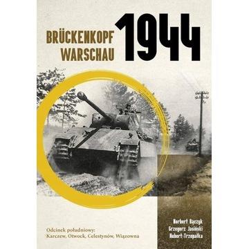 Książka Bruckenkopf Warschau 1944