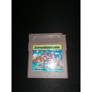 Super Mario Land japan japońska wersja Game boy