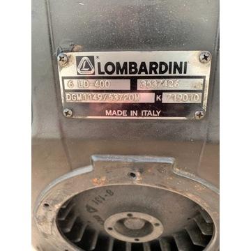 Silnik lombardini 6 LD 400 diesel