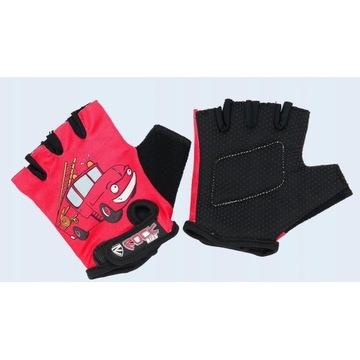 Rękawiczki rowerowe dziecięce  Rock kids 3