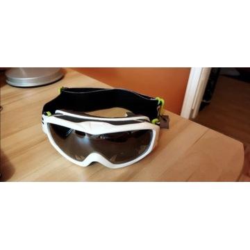 Gogle narciarskie okulary snowboardowe 4F damskie