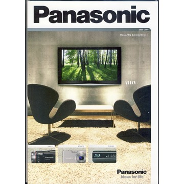 Katalog Panasonic 2008/2009