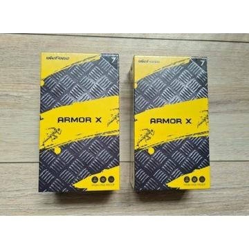 Telefon pancerny Ulefone Armor X7 Black