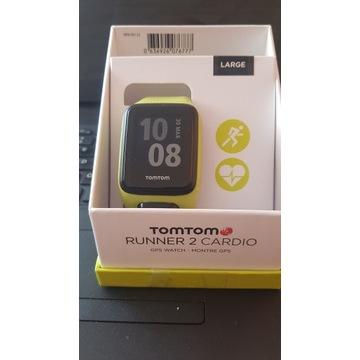 Zegarek TOMTOM Runner 2 Cardio GPS
