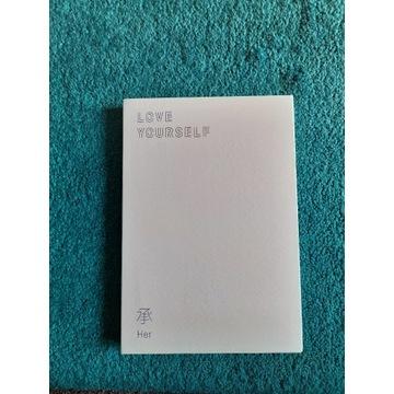 BTS Love yourself Her wersja E
