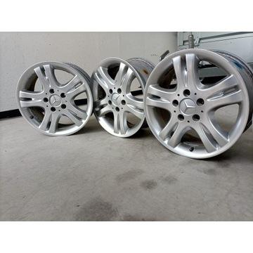 Felgi aluminiowe Mercedes