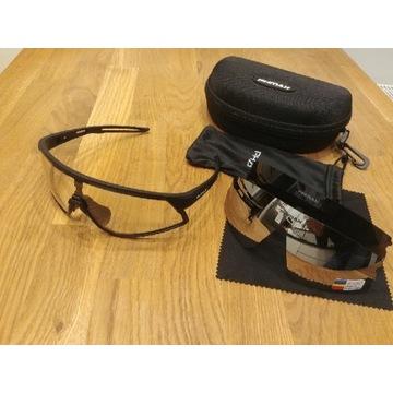 Okulary Phmax rowerowe zestaw fotochrom