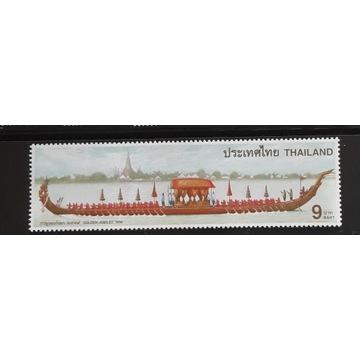 Znaczki czyste Tajlandia z 1996r MI1733 Łodzie