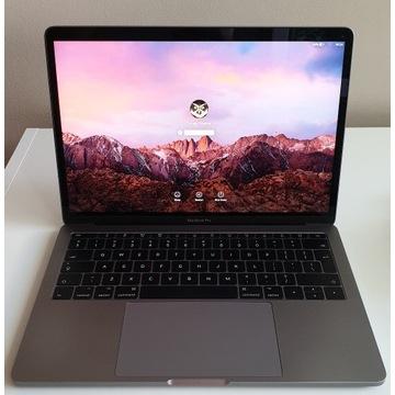 Macbook Pro 13 2017 / 128GB - UBEZPIECZENIE 1 ROK