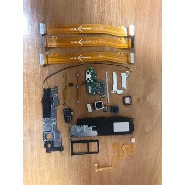 Huawei P10 Lite aparat części taśma przyciski