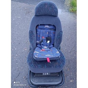 Fotel dziecięcy 3 funkcyjny VW sharan
