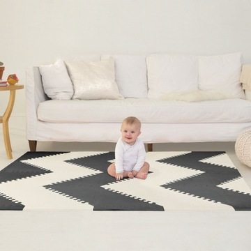 Mata Playspot Black/Cream GEO Skip Hop