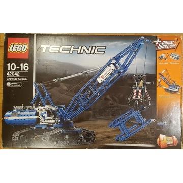 LEGO 42042 Technic - używany - stan bdb