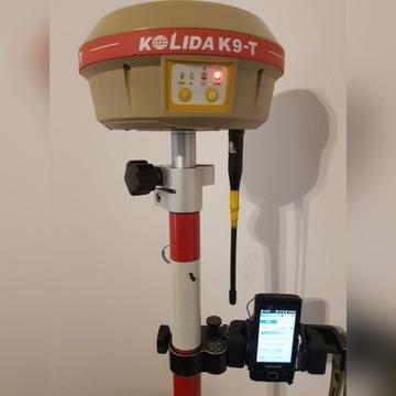 Odbiornik GPS/GNSS KOLIDA K9-T