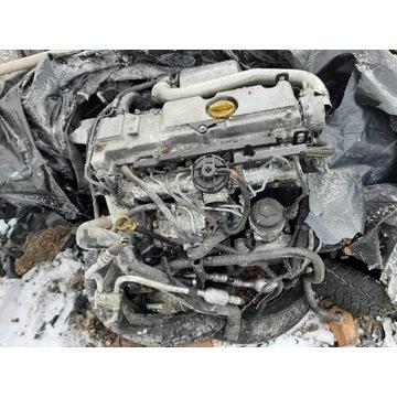Silnik Opel Vectra B 2.0 DTI przebieg 212k sprawny