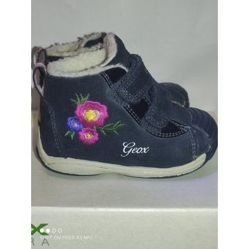 Buty zimowe, dziecięce Geox