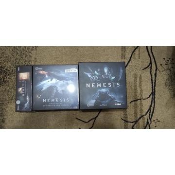Nemesis - Gra Planszowa (polska edycja)